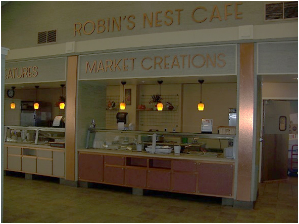 Robin's Nest Café