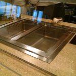 repaired countertop